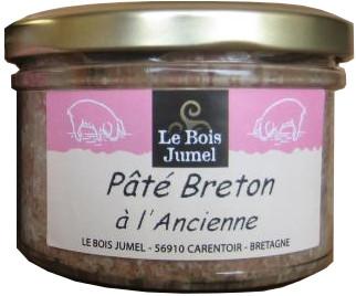 Le bois jumel Paté Breton