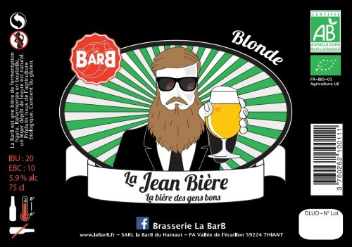 la barb blonde